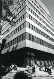 Loeb Building Stairs