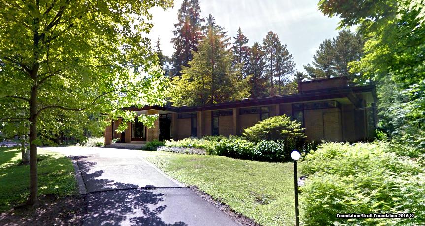 Loeb House Exterior
