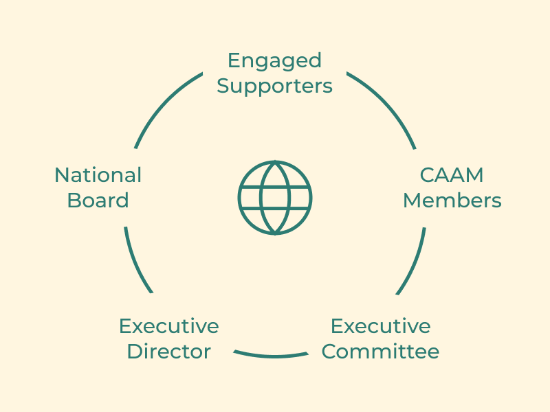 CAAM Structure