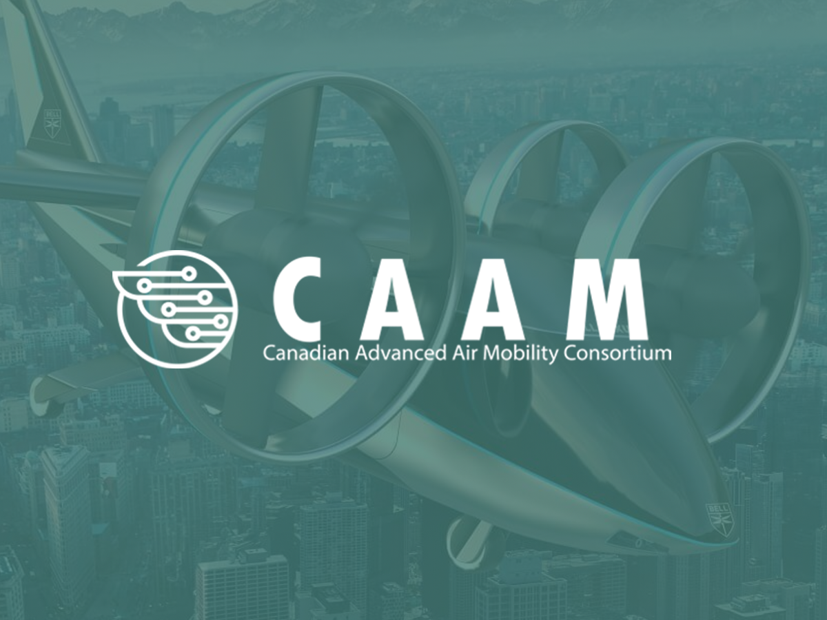 Canadian Advanced Air Mobility (CAAM)
