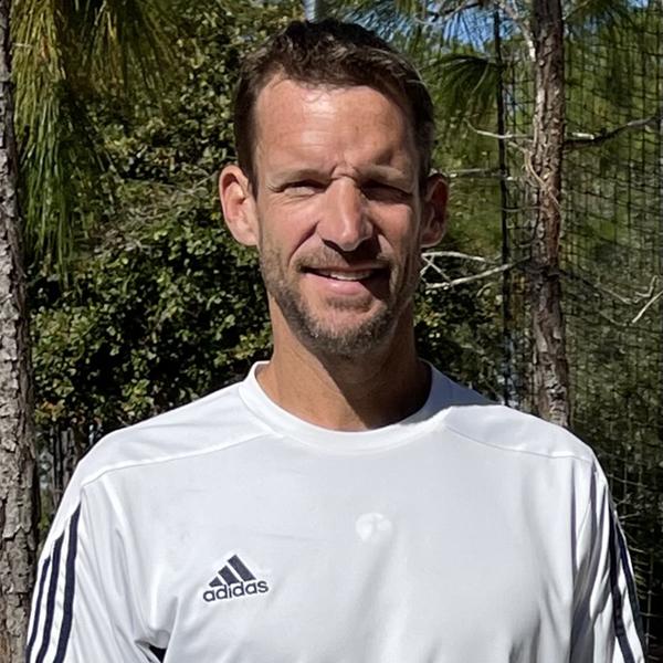 Coach Craig Acker