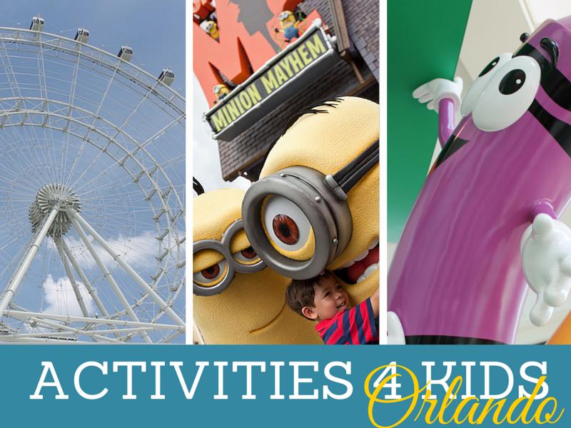 Activities for Kids Orlando