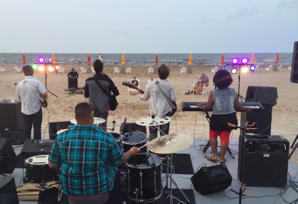 Live entertainment nightly at the Hotel Breakers Cedar Point