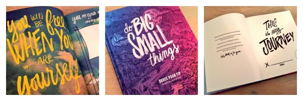 Bruce Poon Tip's new book Big Small Things is a travellers dream