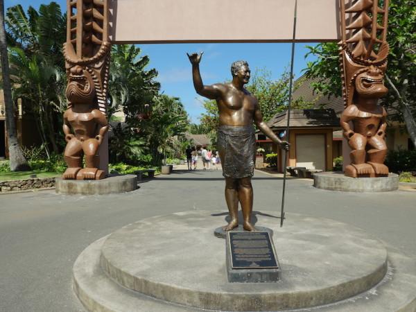 Family Oahu Vacation: Polynesian Cultural Center (2)