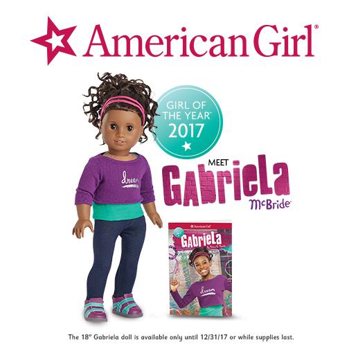 Indigo American Girl 2017 Girl of the Year Giveaway