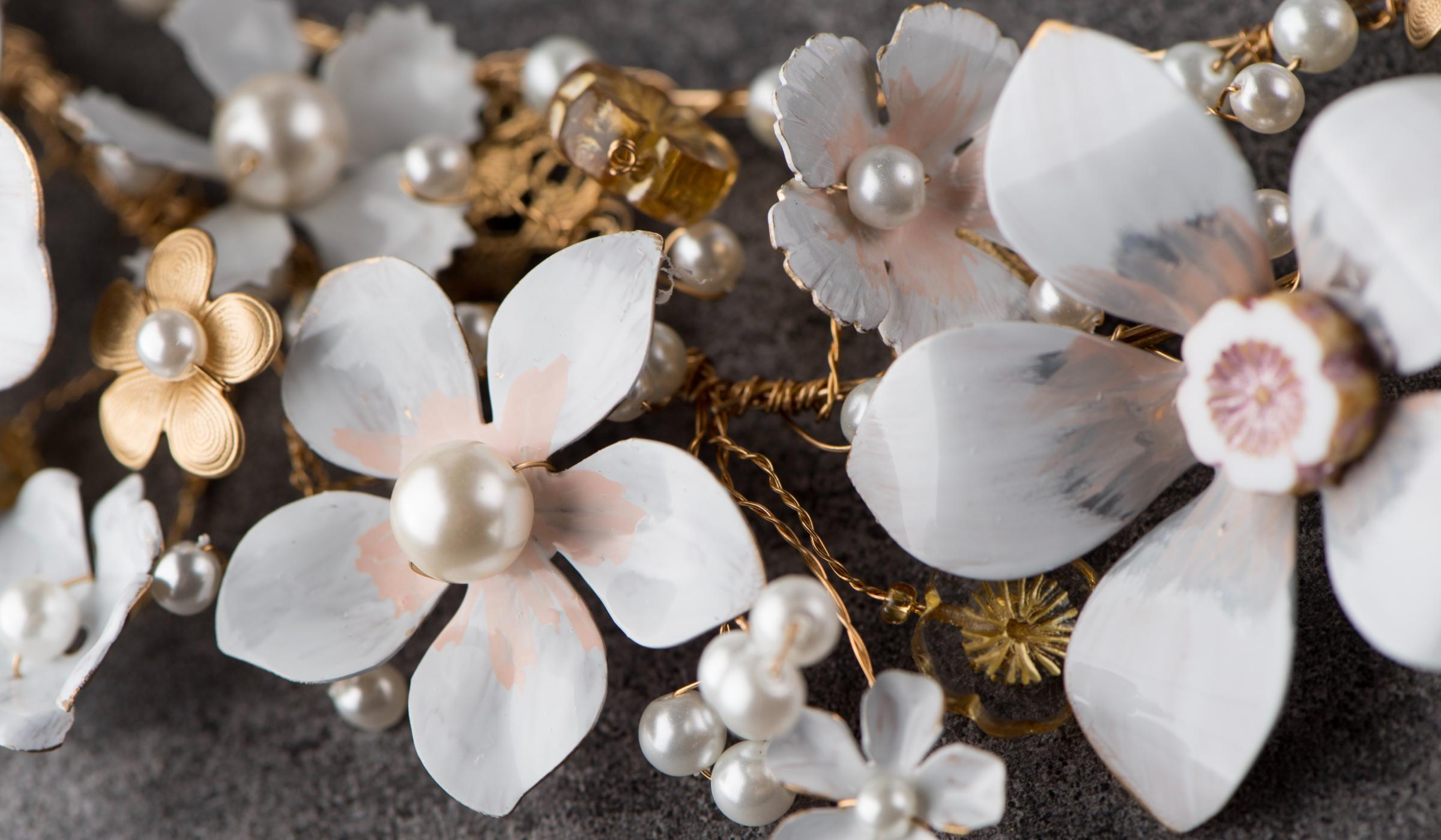 couture bridal accessories handcrafted wedding pieces elegant wedding jewelry