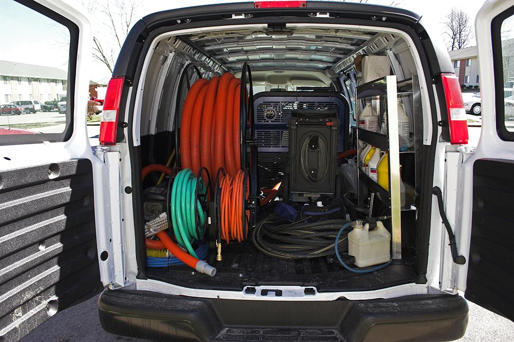 Full Service Van