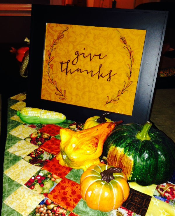 give thanks 1