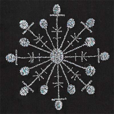 snowflake large