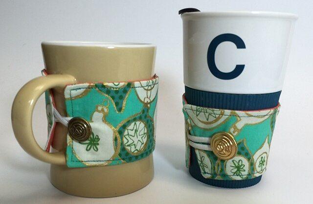 coffee cup koozie