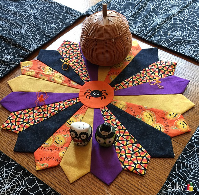 Halloween placemat 3