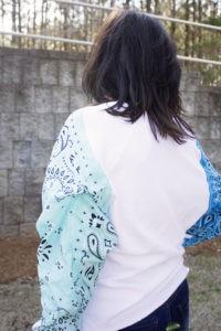 Fashion Flip   The Bandanna Sweatshirt