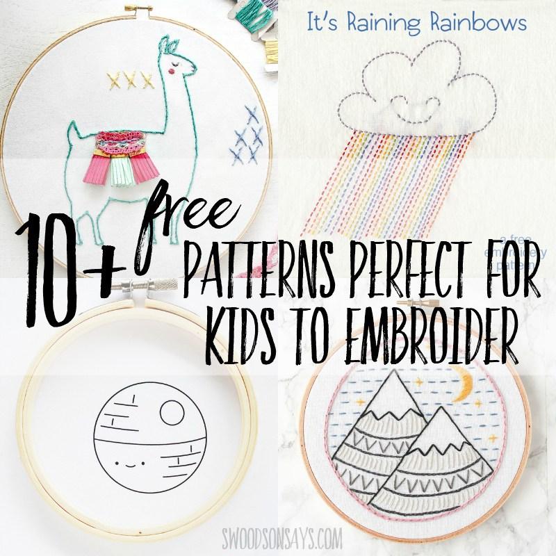 Kid Sewing Projects for Winter Break