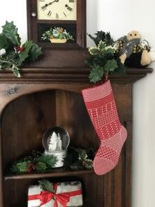 In-the-Hoop Christmas Stocking Tutorial