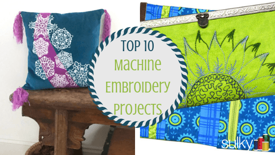top 10 machine embroidery projects