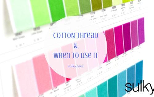 choosing the right thread