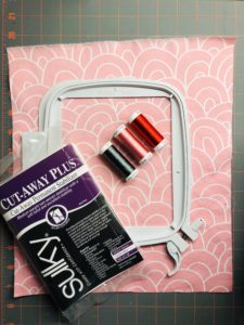 how to make a quilt label supplies