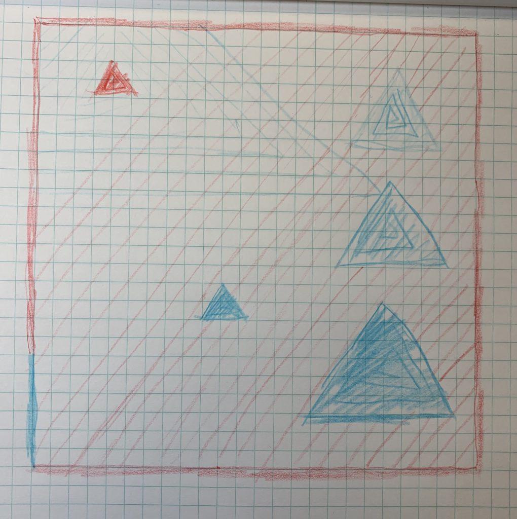 modern quilt design pattern plan