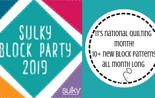 quilt block party