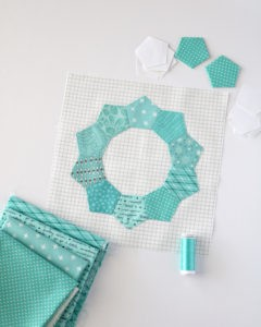 Easy English paper Piecing