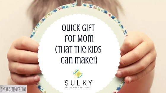quick gift for mom