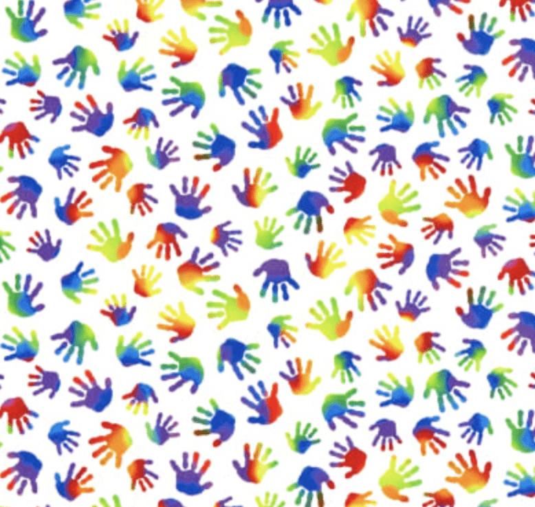 fabric choice for teacher journal