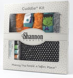 Halloween quilt kit
