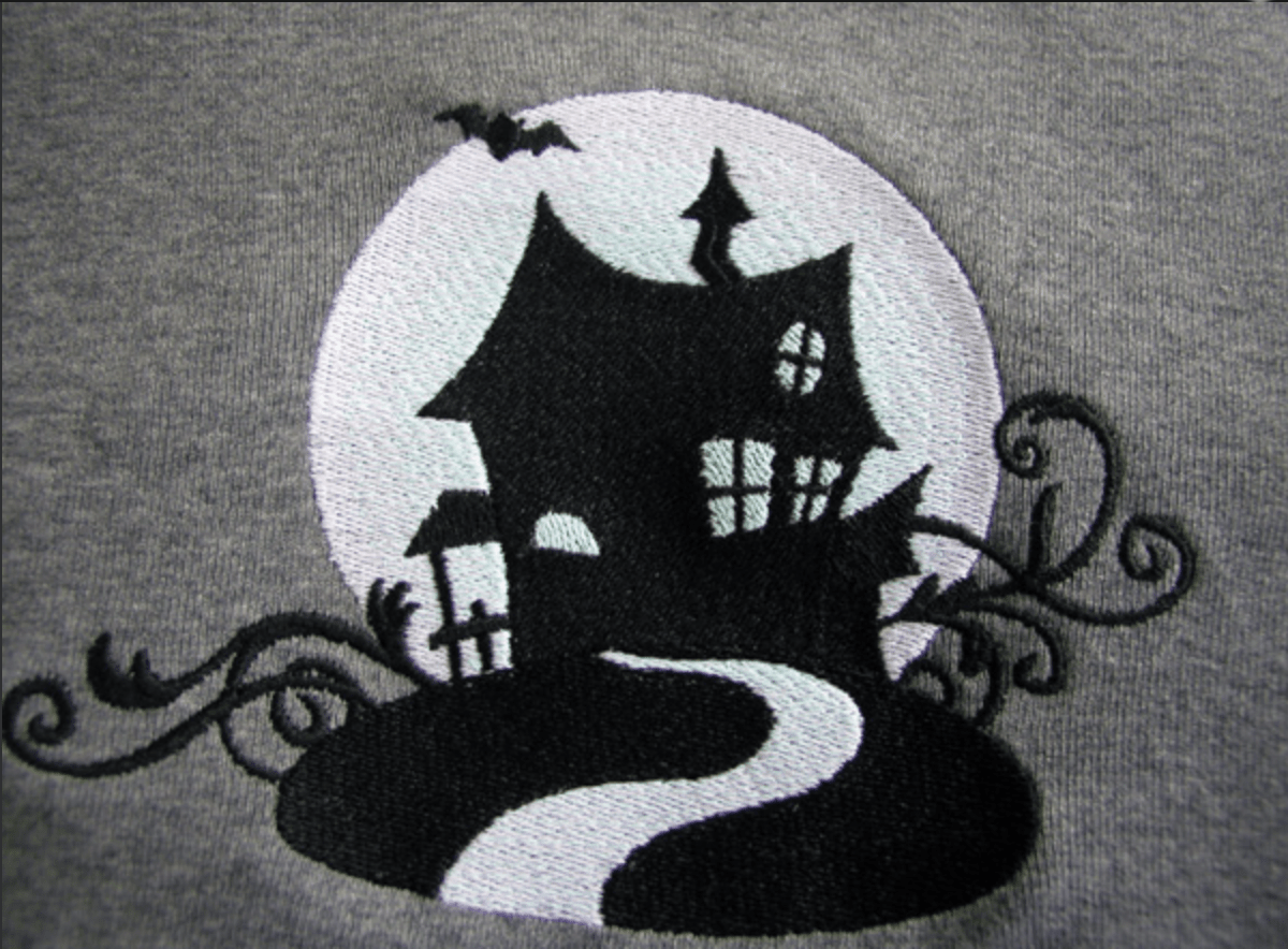 halloween decor threads to use