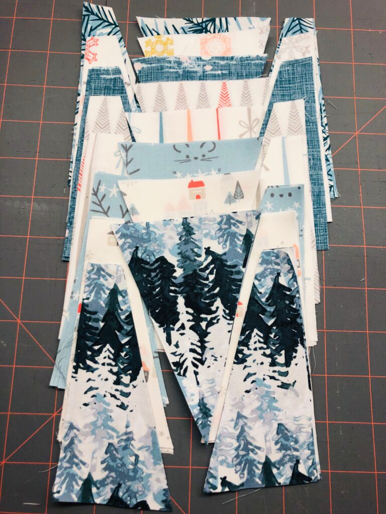 Bundle Up fabric bundle by Art Gallery fabrics