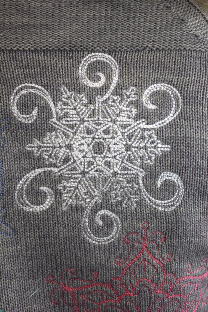 embroideries for sweaters