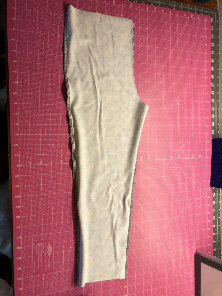 kid knit pajamas ready to sew