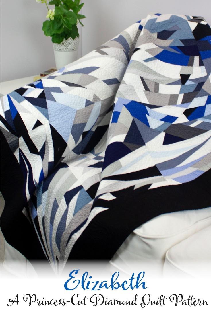 mj kinman elizabeth diamond quilt series - sulky webinar