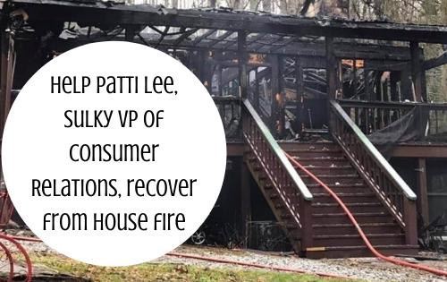 patti lee house fire