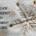 plush snowflake throw