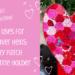 Crazy Patch Valentine Holder
