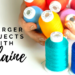 serging with filaine