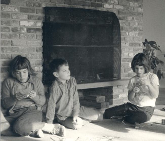 Sallie Mavor childhood