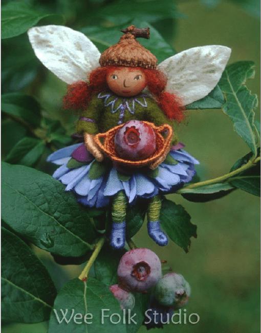 Sallie Mavor fairie