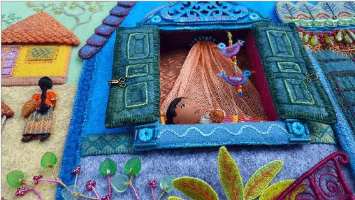 My Bed by Sallie Mavor