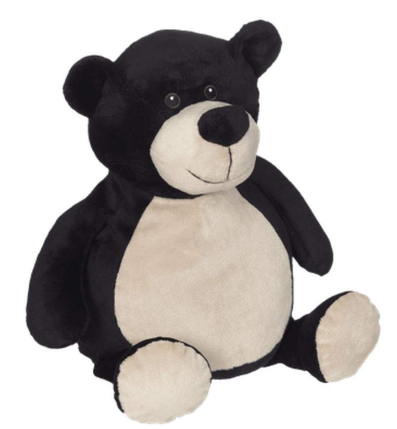 Teddy Bears in windows