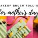 makeup brush roll up