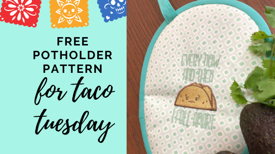 free potholder pattern