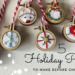 holiday sewing projects