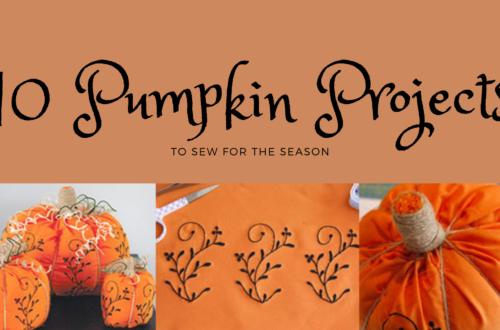10 Pumpkin Projects