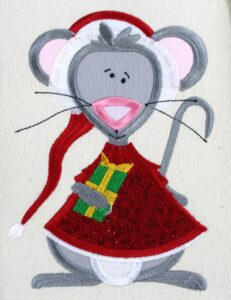 Girl Mouse