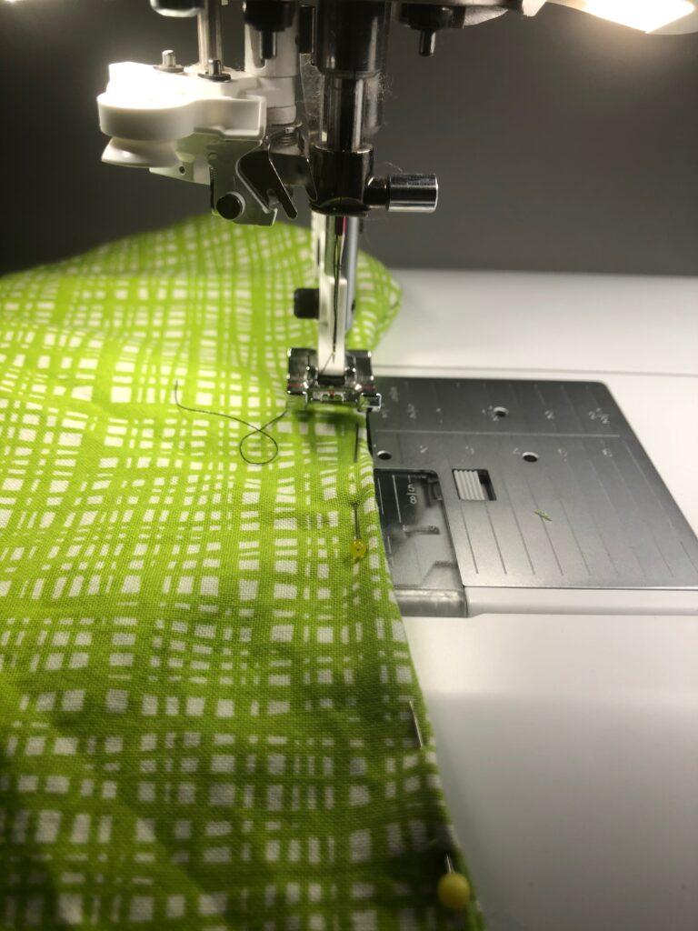 sew opening shut