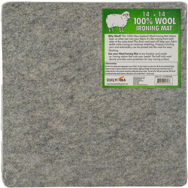 no-sew gifts wool pressing mat