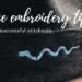 fleece embroidery tips