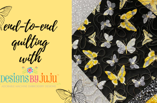 end to end quilting